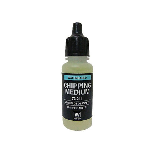 73214 Жидкость для эмитации царапин Chipping Medium, 17 мл