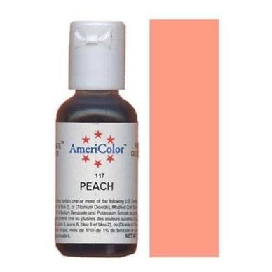 Краситель Americolor, Peach