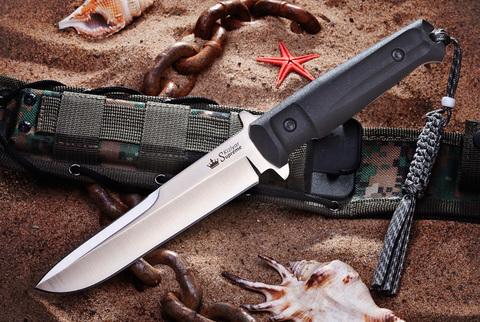 Тактический нож Trident D2 Stonewash