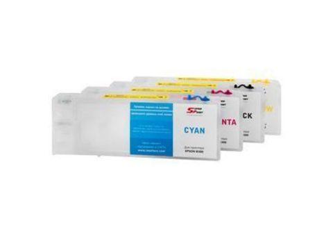 Комплект дозаправляемых картриджей для Epson Stylus B300, B500DN, B310, B510DN.