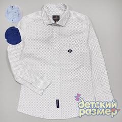 Рубашка (карман в рамку)