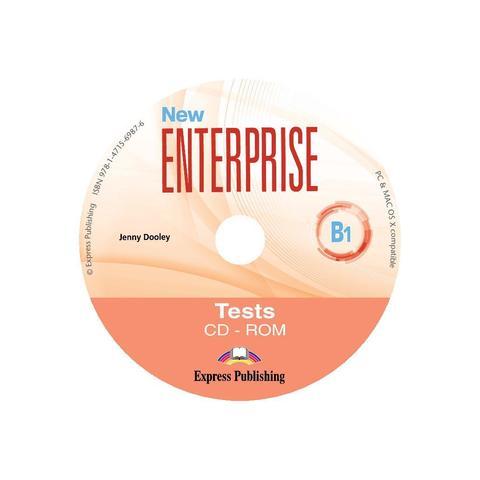 New Enterprise B1 - Test Booklet CD-ROM