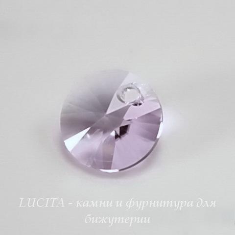 6428 Подвеска - Rivoli  Сваровски Violet (8 мм)