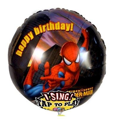 Поющие шарики Поющий шар Человек паук shop_items_catalog_image2794.jpg