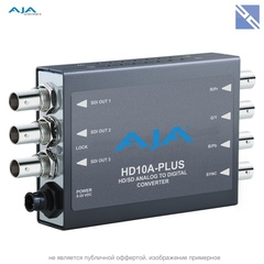 Конвертер AJA Analog to HD/SD-SDI Mini-Converter