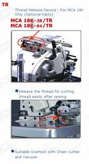 Фото: Устройство для податчиков MCA 18K-36 и -64 MCA 18K TR