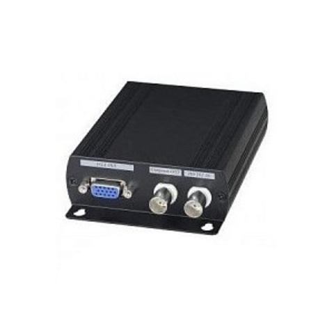 AD001HD4 Преобразователь-разветвитель AHD/HDCVI/HDTVI в HDMI/VGA/CVBS