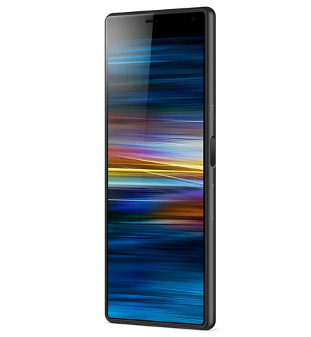 смартфон Sony Xperia 10, цвет чёрный