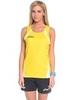 Женская легкоатлетическая майка Asics Singlet Usain yellow (T237Z6 QV01) фото