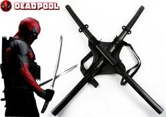 Дэдпул ножны для спины косплей — Deadpool cosplay