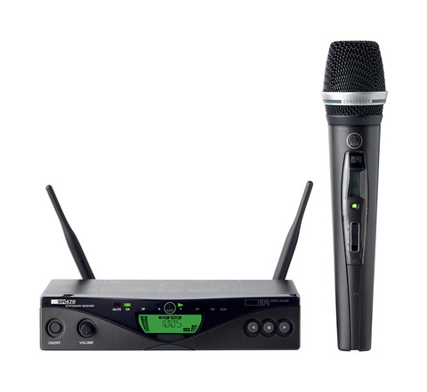 AKG WMS470 D5 SET BD9 вокальная радиосистема