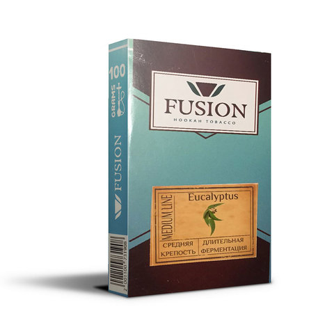 Табак Fusion Medium Eucaliptus 100 г