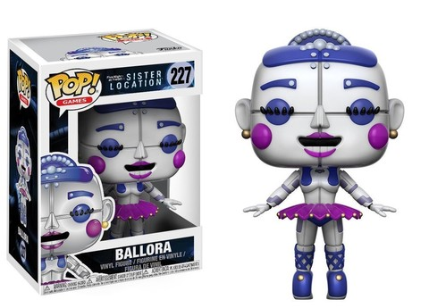 Виниловая фигурка Балора (Ballora)