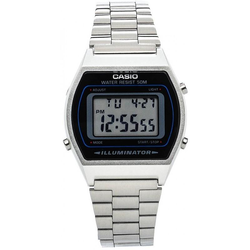 3924b048 Оригинальные японские часы Casio Collection B640WD-1A по выгодной ...