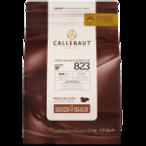 Молочный шоколад Callebaut 33,6%