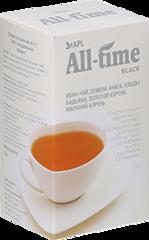 APL. Черный чай All-Time  Black