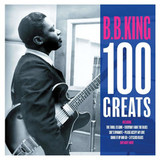 B.B. King ‎/ 100 Greats (4CD)