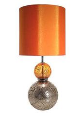 Элитная лампа настольная Composition Orange Mirror Vulkanic от Crisbase