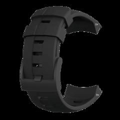 Ремешок для часов Suunto Ambit3 Vertical (черный силиконовый) SS022004000