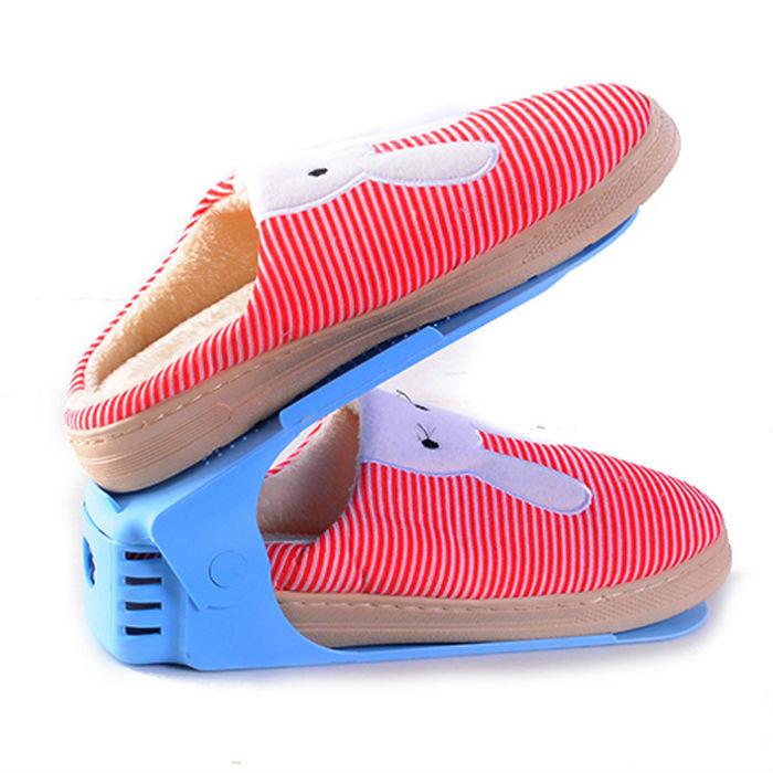 Органайзеры и кофры для одежды и обуви Подставка для обуви Double Shoe Racks d04d1d7f5999ccc9ca483bcca0945fdb.jpg