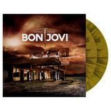 Сборник / Many Faces Of Bon Jovi (Coloured Vinyl)(2LP)