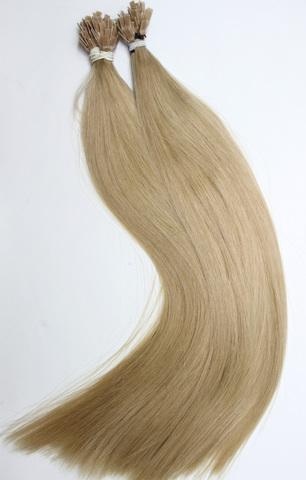 Волосы на плоских кератиновых капсулах,цвет 23( 2 КЛАСС)-50 СМ-75 шт
