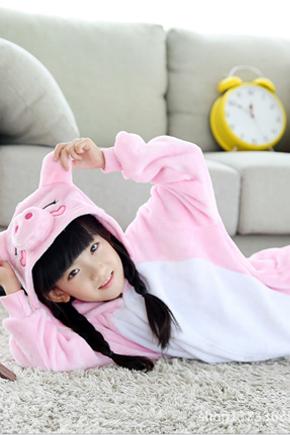 """Детские пижамы кигуруми """"Розовый Поросенок"""" розовый_поросенок_детский.jpg"""