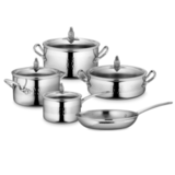 Набор посуды Omegna 5 предметов, артикул OMEGNA-5, производитель - Ruffoni