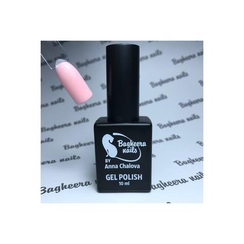 Bagheera Nails BN-113 Камуфлирующий цветной гель-лак 10 мл