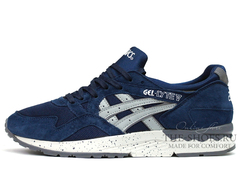 Кроссовки Мужские Asics LYTE V Navy Blue White Grey Speck