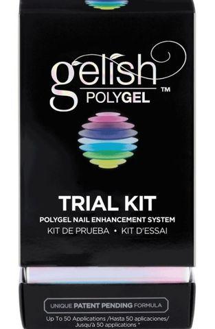Gelish PolyGel Trial Kit - Мини-набор для полигель-моделирования