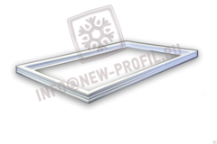 Уплотнитель для холодильника Морозко 3. Размер  39*52 см Профиль 013