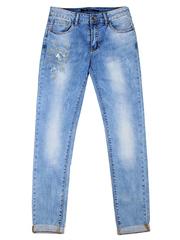 L5070 джинсы женские, голубые