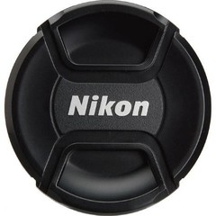Крышка для объектива Fujimi Lens Cap 62mm для Nikon