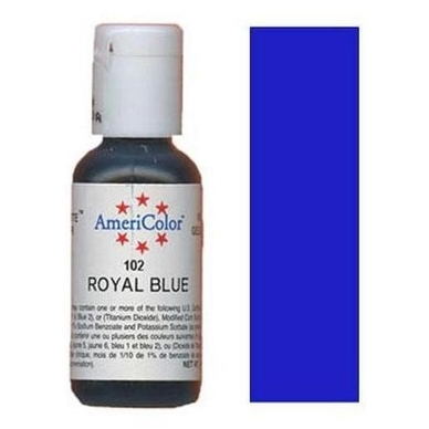 Краситель Americolor, Royal Blue