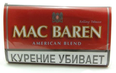 Табак M.B.сигарет. AMERICAN BLEND (p40gr)