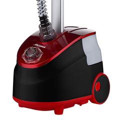 Отпариватель электрический 2000 Вт, 1,8 л АКСИНЬЯ КС-7800 черный с красным