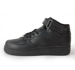 Nike Air Force 1 Mid '07 High Men all black