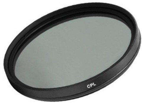 Поляризационный фильтр Fujimi CPL M72 Filter на 72mm