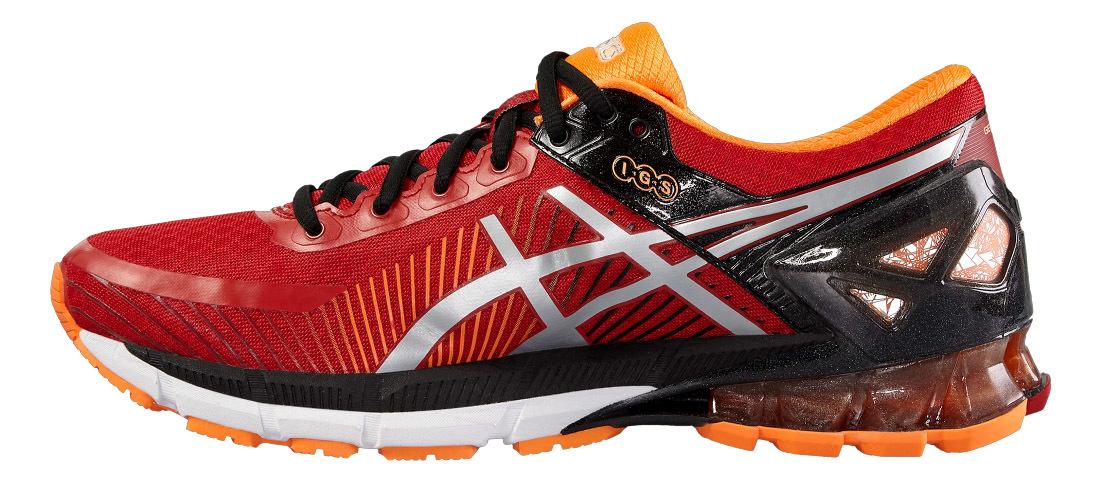 Кроссовки для бега с максимальной амортизацией Asics Gel-Kinsei 6 (Асикс гель-кинсей) фото