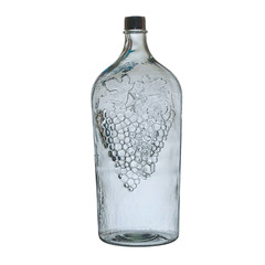 Бутылка стеклянная 7 л «Симон»