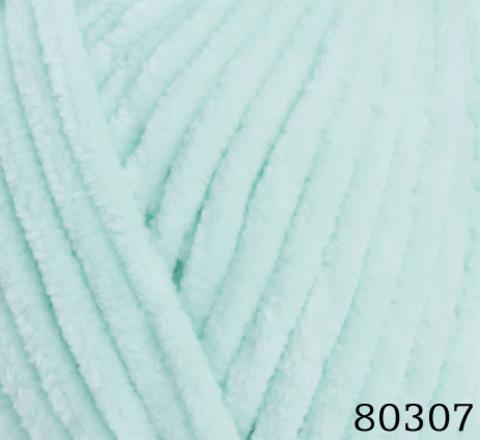Пряжа Himalaya Dolphin Baby арт. 80307 мята
