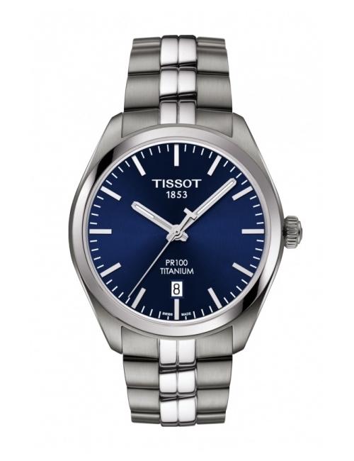 Часы мужские Tissot T101.410.44.041.00 T-Classic