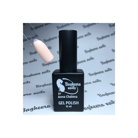 Bagheera Nails BN-114 гель-лак 10 мл