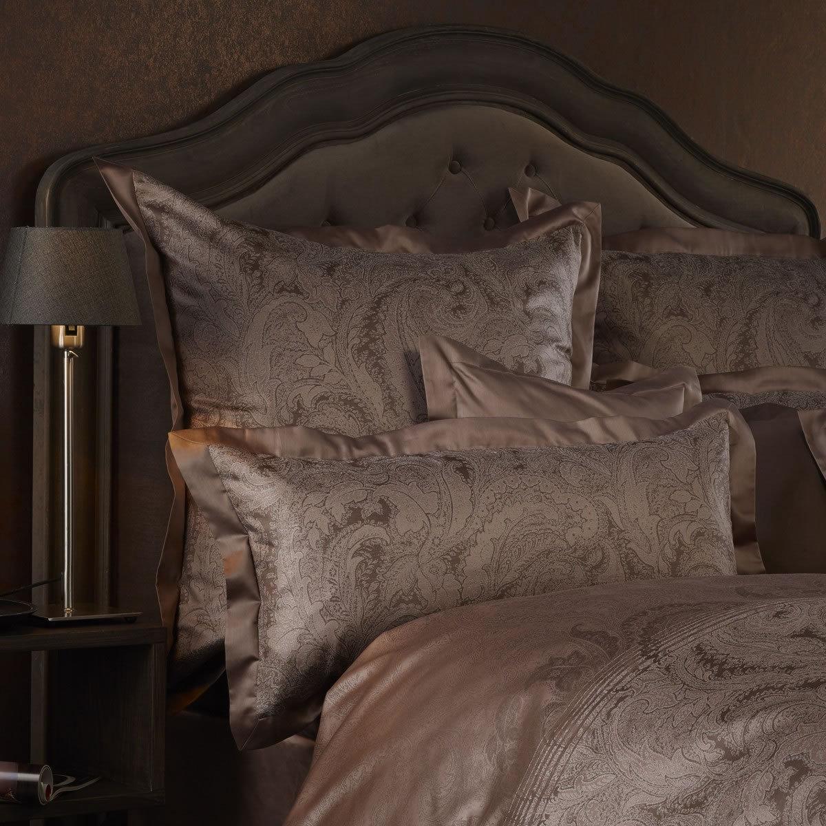 Постельное белье 2 спальное евро Curt Bauer Katharina лунный камень