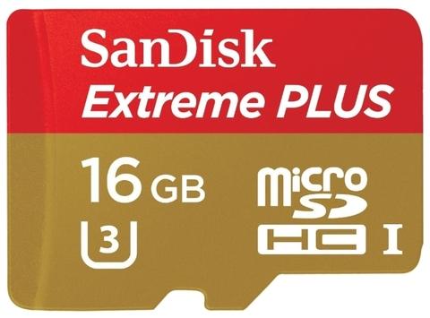 SanDisk MicroSDHC Extreme PRO 16GB Class 10 UHS 95MB/s