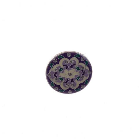 Зажим для платка Clara Bijoux 11-03746 V