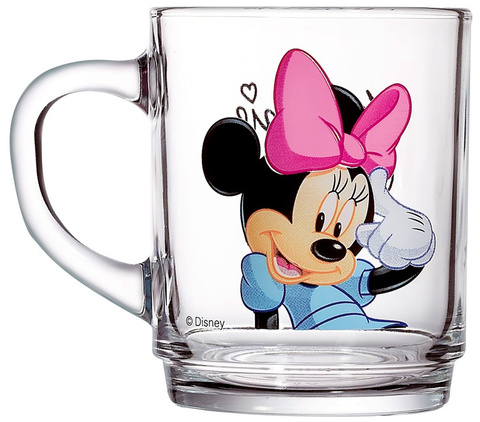 Кружка Luminarc Disney Colors Minnie 250 мл (G9175)