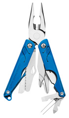 Мультитул Leatherman Leap, 12 функций, синий