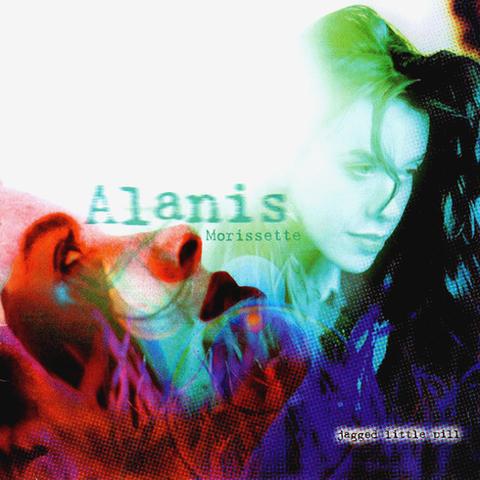 Alanis Morissette / Jagged Little Pill (CD)